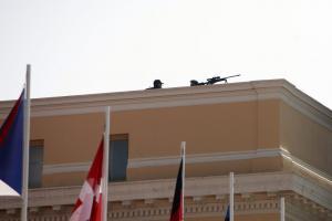 Τριήμερη κατάσταση πολιορκίας στην Αθήνα ενόψει Γρηγορόπουλου και Ερντογάν