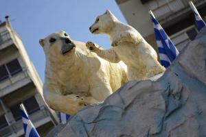 Δράμα: Ατέλειωτο κέφι και «Ταξίδι στην Εποχή των Παγετώνων» στην Ονειρούπολη!