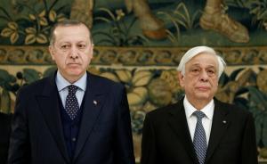 Παυλόπουλος και Ερντογάν έριξαν τους τόνους, μετά τις δηλώσεις «φωτιά»!