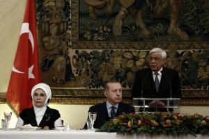 """Η ατάκα """"μαχαιριά"""" Παυλόπουλου στον Ερντογάν και η… σκιά του Ατατούρκ"""