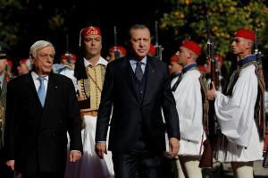 ΝΔ για επίσκεψη Ερντογάν: Ασυγχώρητη προχειρότητα