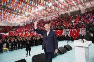 Ερντογάν: Επιμένει για Ιερουσαλήμ! «Δεν αναγνωρίζω την απόφαση»! [pics]