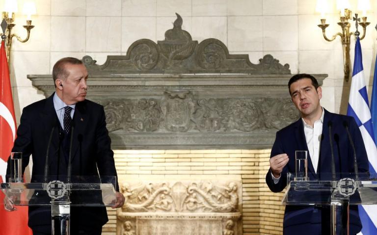 Τζανακόπουλος για Ερντογάν: «Οι κυβερνήσεις δεν είναι για να ανταλλάσουν φιλοφρονήσεις»   Newsit.gr
