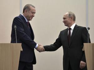 Στα τηλέφωνα ο Ερντογάν για το Ισραήλ! Μίλησε και με Πούτιν!