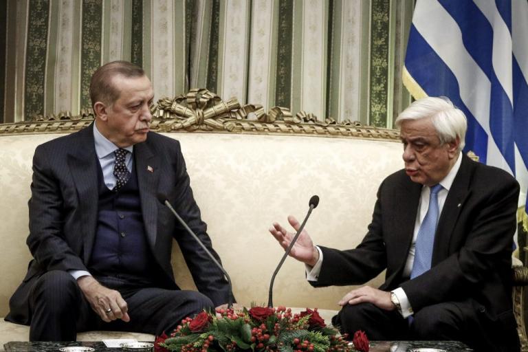 Γερμανικός Τύπος για Ενρτογάν: Οι προκλήσεις και ο καβγάς με Παυλόπουλο on camera | Newsit.gr