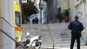 Σύρος: Νεκρός 37χρονος στο κέντρο της Ερμούπολης