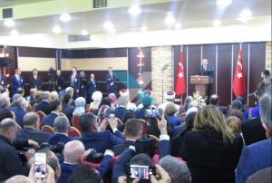 Ερντογάν στην Κομοτηνή: Το παρασκήνιο της ομιλίας του σε κεντρικό ξενοδοχείο