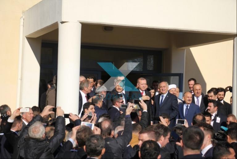 Τερτίπια Ερντογάν και στην Κομοτηνή – Απαίτησε να μιλήσει και του έβαλε… «πάγο» ο Αμανατίδης | Newsit.gr