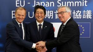 H Ευρωπαϊκή Ένωση καταργεί τους δασμούς στα ιαπωνικά αυτοκίνητα και μειώνει τις τιμές τους!