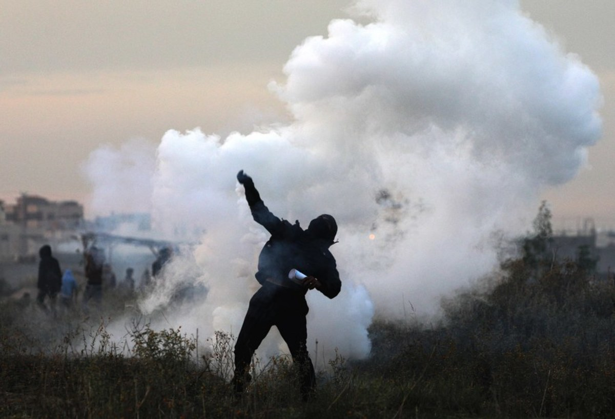 gaza1 3 - Κόλαση πυρός στη Γάζα! Ρουκέτες και βομβαρδισμοί από τους Ισραηλινούς