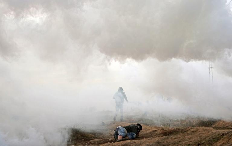 Νέοι βομβαρδισμοί στη Γάζα   Newsit.gr