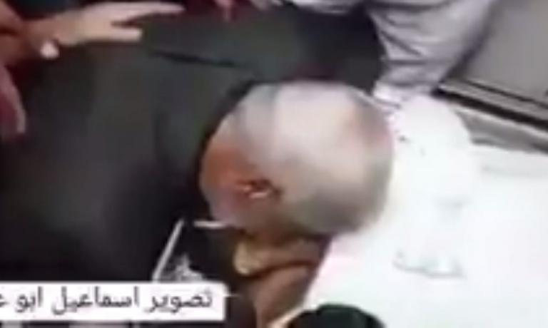 Λωρίδα της Γάζας: Συγκλονιστικό βίντεο – Ο πατέρας και ο νεκρός του γιος | Newsit.gr