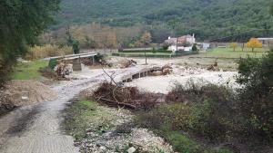 Ήπειρος: Μέχρι πεζογέφυρες παρασύρθηκαν από την κακοκαιρία