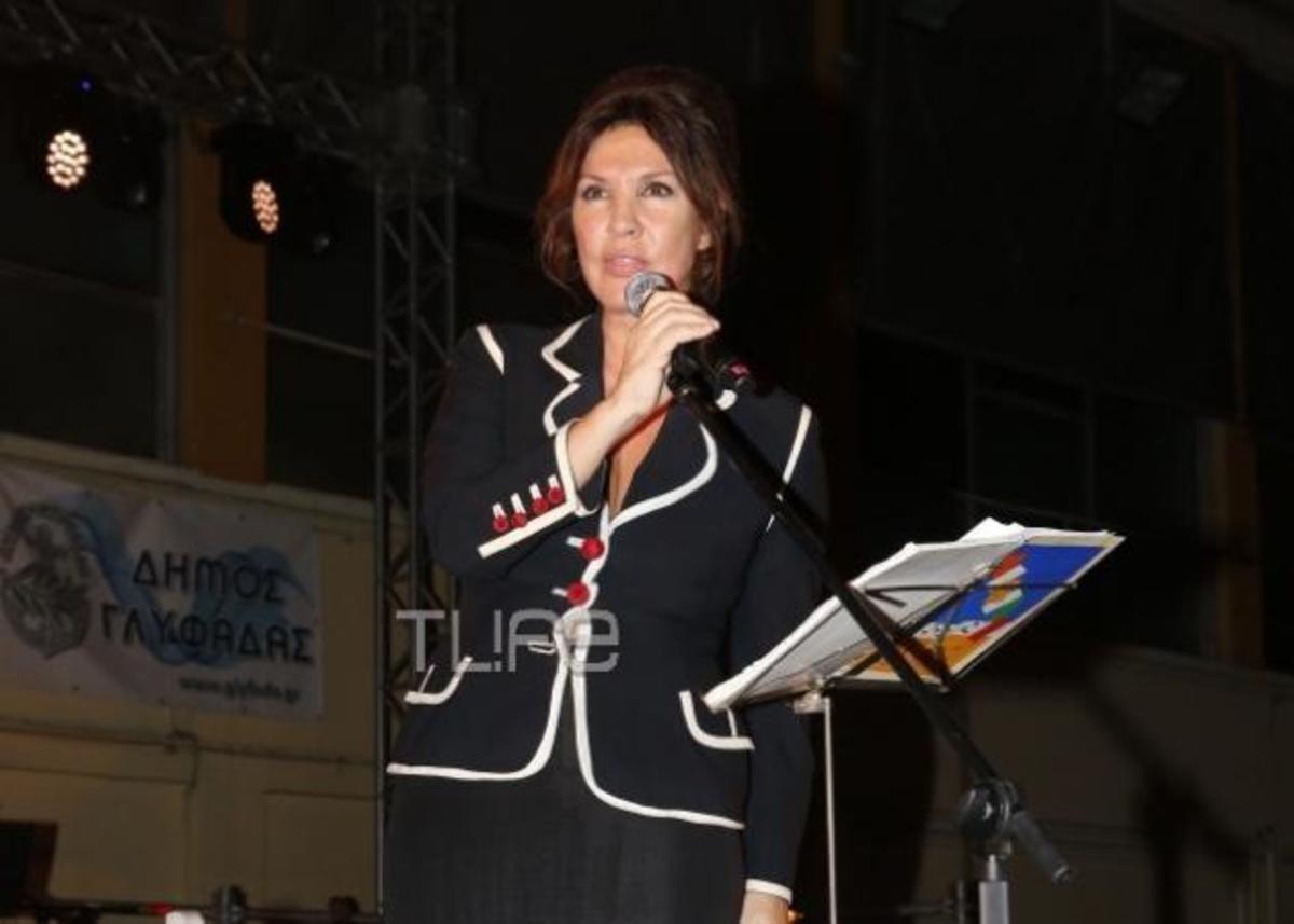 Βάνα Μπάρμπα: Η πρώτη της δημόσια εμφάνιση και για καλό σκοπό, μετά το σοβαρό τροχαίο! [pics]   Newsit.gr