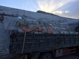 Κρήτη: Οι πρώτες εικόνες από τους τόνους χασίς που βρέθηκαν μέσα στο πλοίο [pics]