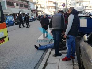 Κομοτηνή: Αναστάτωση λίγο πριν την άφιξη του Ερντογάν – Αναίσθητος οδηγός μετά από τροχαίο [pics]