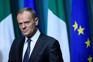 Τουσκ: Το «κλειδί» για το Brexit το έχει η… Ιρλανδία