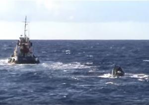 Βίντεο ντοκουμέντο από την εισβολή των λιμενικών στο πλοίο με τους 6,5 τόνους χασίς! [vid]