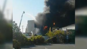 Ιαπωνία: 14 τραυματίες από έκρηξη σε εργοστάσιο χημικών [pics, vids]