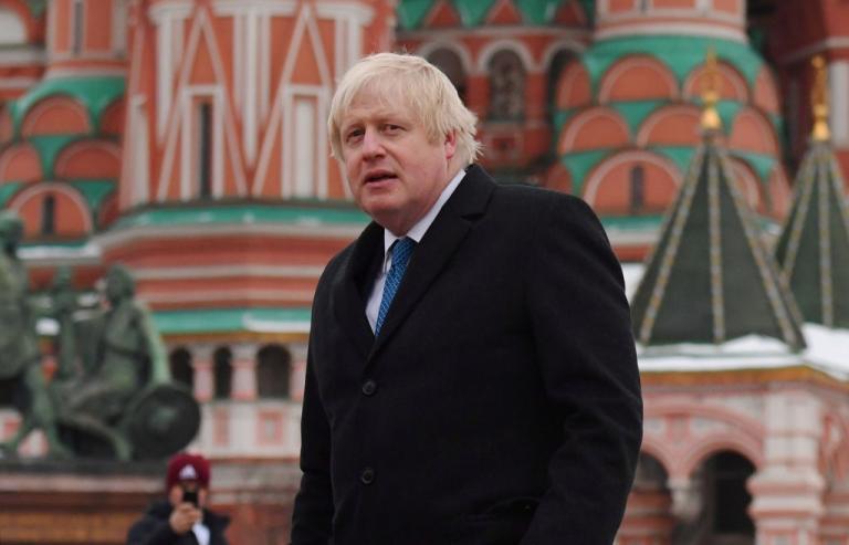 Απίστευτες κατηγορίες του Μπόρις Τζόνσον! Παρομοίασε τον Πούτιν με… τον Χίτλερ   Newsit.gr