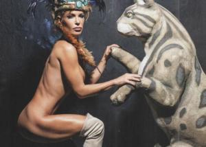 Νατάσα Καλογρίδη: Μετά το Nomads ποζάρει γυμνή σε εξώφυλλο περιοδικού!