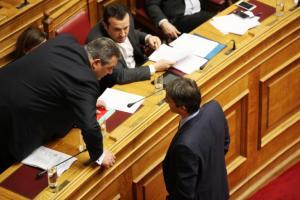 ΝΔ: Πέντε ερωτήματα για τον Πάνο Καμμένο στην Επιτροπή Εξοπλιστικών