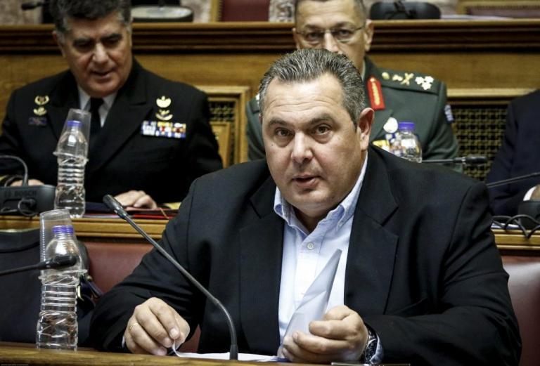 Εξαγγελίες Καμμένου για τα ιπτάμενα μέσα των Ενόπλων Δυνάμεων | Newsit.gr
