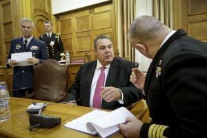 Επιτροπή Εξοπλιστικών της Βουλής: Συναίνεση τέλος από τα κόμματα