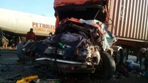 Πολύνεκρη τραγωδία στη Κένυα! 30 νεκροί σε αιματηρό τροχαίο
