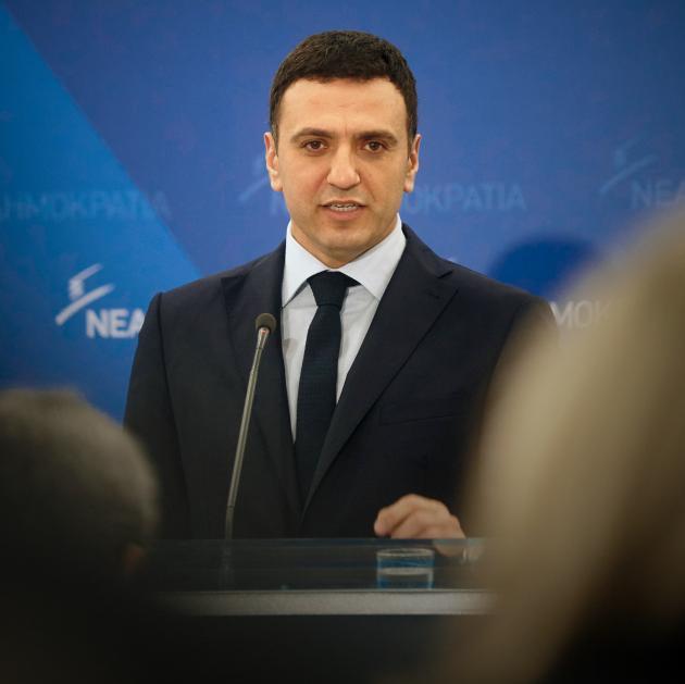 Νέες «ρουκέτες» Κικίλια κατά κυβέρνησης για τα πυρομαχικά | Newsit.gr