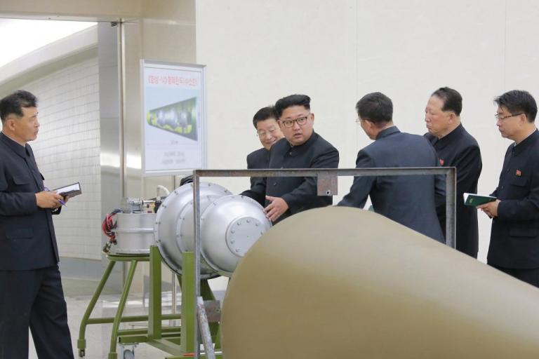 Nέες μονομερείς κυρώσεις σε βάρος της Βόρειας Κορέας θα επιβάλει η Σεούλ