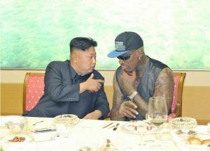 """Ντένις Ρόντμαν: Έτσι θέλει να """"ενώσει"""" Ντόναλντ Τραμπ – Κιμ Γιονγκ Ουν!"""