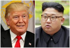 Βόρεια Κορέα ΗΠΑ Κιμ Γιόνγκ Ουν Ντόναλντ Τραμπ