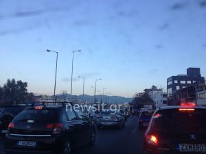 Η απεργία στα Μέσα Μεταφοράς φέρνει… κίνηση στους δρόμους