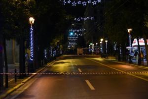 Πορεία στη μνήμη του Γρηγορόπουλου: Η κίνηση στους δρόμους