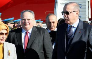 Σκληρή απάντηση Κοτζιά στη ΝΔ για την επίσκεψη Ερντογάν