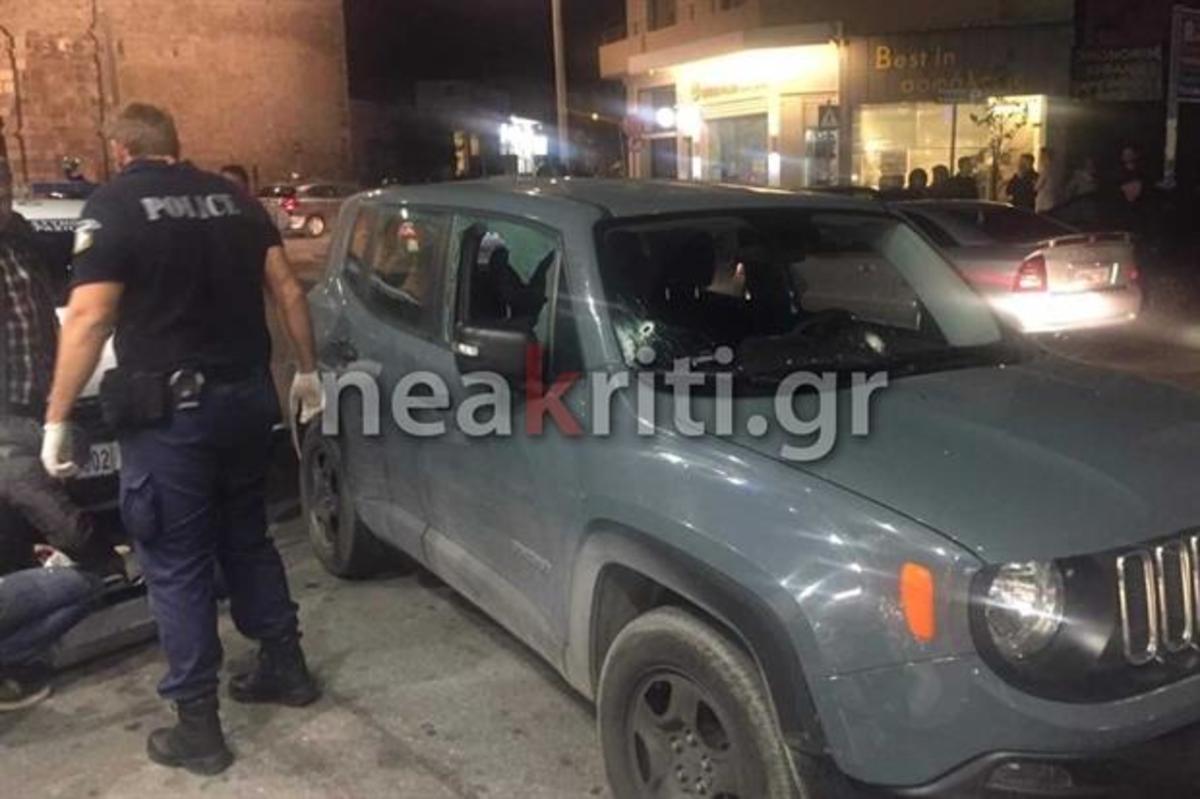 Ηράκλειο: Ανθρωποκυνηγητό για τους δράστες της ενέδρας στον ψυχίατρο | Newsit.gr