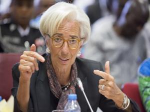 Λαγκάρντ: Αναγκαία η αναδιάρθρωση του ελληνικού χρέους