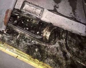 Έκρηξη σε λεωφορείο του ΟΑΣΑ την ώρα που ήταν γεμάτο επιβάτες! Σκηνές πανικού [pics]