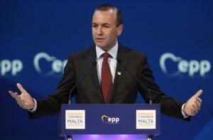 Βέμπερ: Το ευρωπαϊκό οικοδόμημα βασίζεται στην αλληλεγγύη