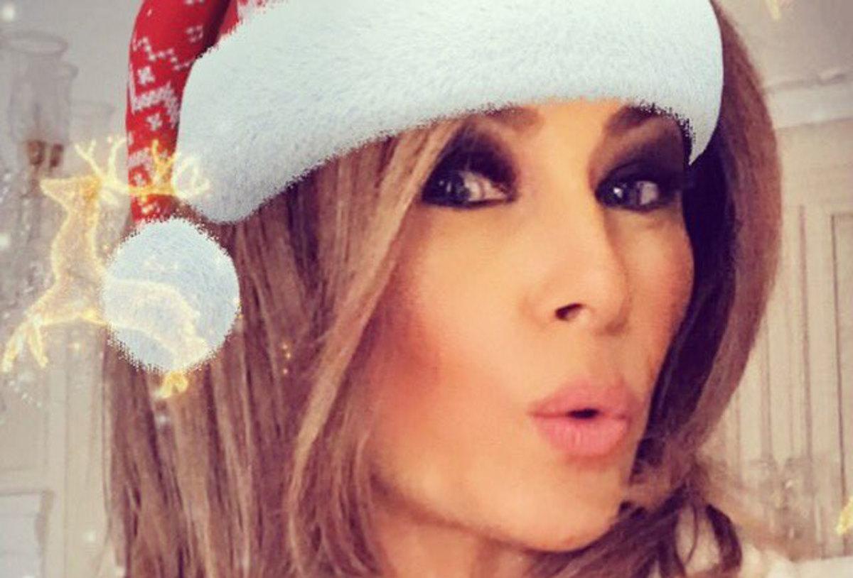 Η… snapchat selfie της «αγιοβασιλίτσας» Μελάνια Τραμπ! [pic] | Newsit.gr