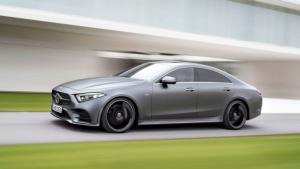 H νέα Mercedes-Benz CLS κοστίζει πολλά… δώρα Χριστουγέννων!!! [pics]