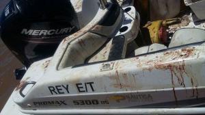 Αίματα και όπλο στο σκάφος του αδελφού του Μέσι