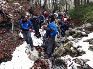 Νέο θρίλερ! Επιχείρηση διάσωσης ξανά στον Όλυμπο – Όρειβάτες έπεσαν σε γκρεμό!