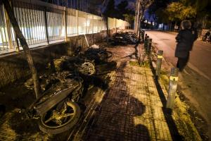 Επεισόδια στο Μετς: Πρώην οδηγός του Μιχαλολιάκου ανάμεσα στους συλληφθέντες