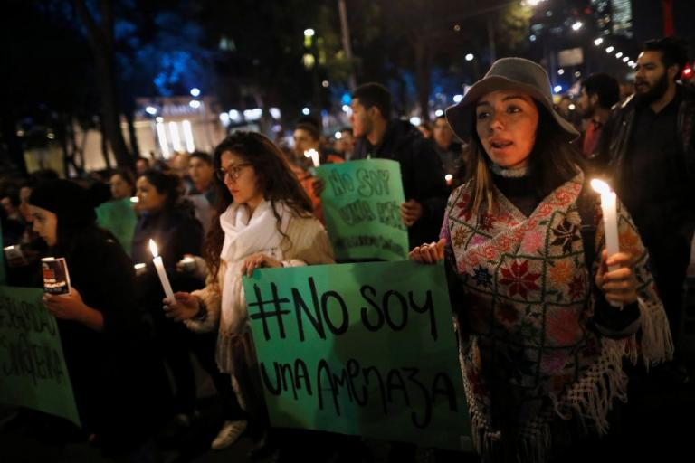 Σκοτώνουν τις γυναίκες στο Μεξικό – Στοιχεία σοκ   Newsit.gr