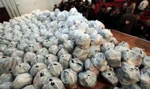 «Αποστολή»: Διανομή δεμάτων αγάπης σε 11.164 οικογένειες