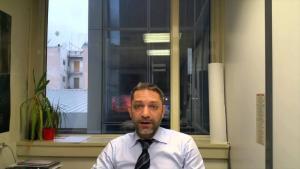 Βασίλης Μπεσκένης: Το σπαρακτικό αντίο από τον κουμπάρο του