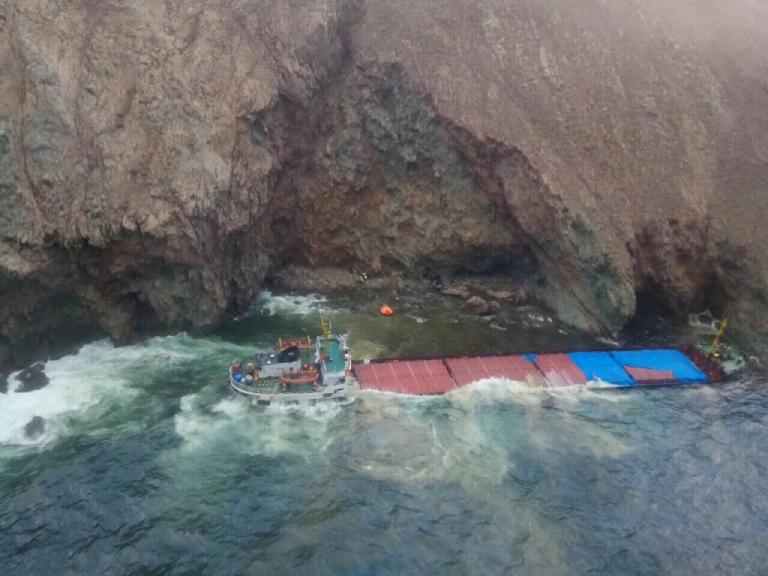 Μύκονος: Η επιχείρηση διάσωσης που κόβει την ανάσα – Στιγμές τρόμου με 12 ναυτικούς