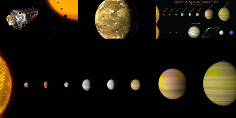 NASA: Σπουδαία ανακάλυψη! Εντοπίστηκε νέο ηλιακό σύστημα παρόμοιο με το δικό μας | Newsit.gr